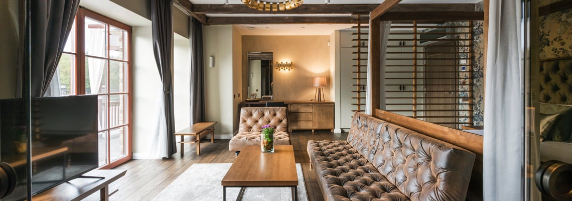 Deluxe Suite with Terrace or Private Balcony